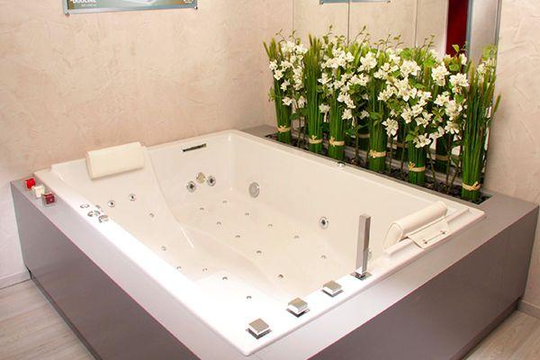 Preti baignoire balneo sme soci t pour la ma trise de l 39 eau - Contenance d une baignoire ...